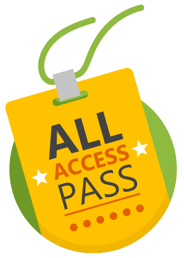 canity all access pass graphic