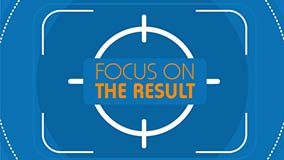Focus On The Result