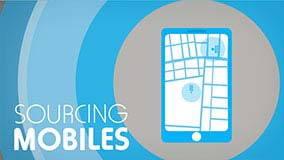 Sourcing Mobiles